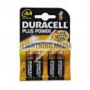 AA Battery Duracell X 4