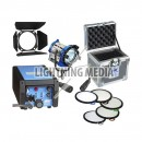 Arri Compact HMI 4000 Watt Fresnel Light Kit